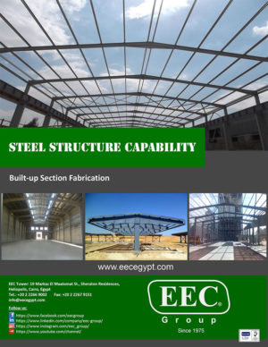 EEC Built-up Section Fabrication
