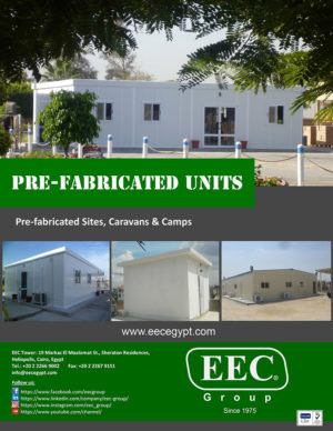 EEC Pre-fabricated Units