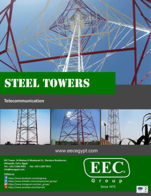 EEC Telecom Steel Towers