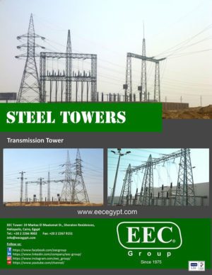 EEC Transmission Steel Towers